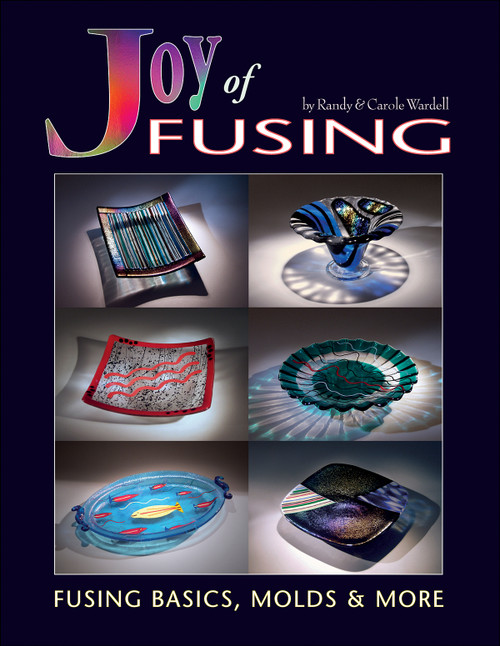 BOOK - JOY OF FUSING