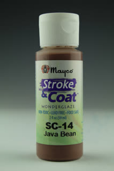 Stroke & Coat Java Bean