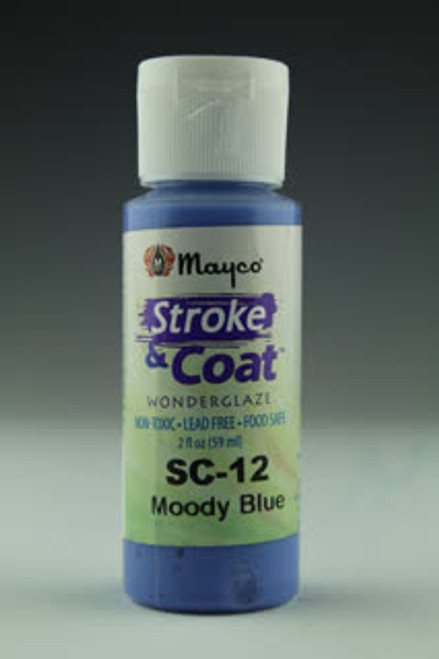 Stroke & Coat Moody Blues