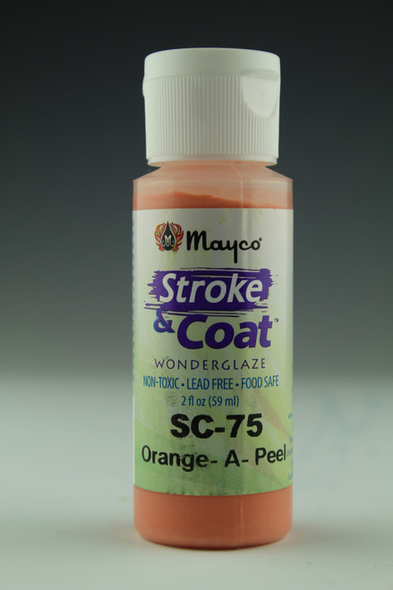 Stroke & Coat Orange-A-Peel
