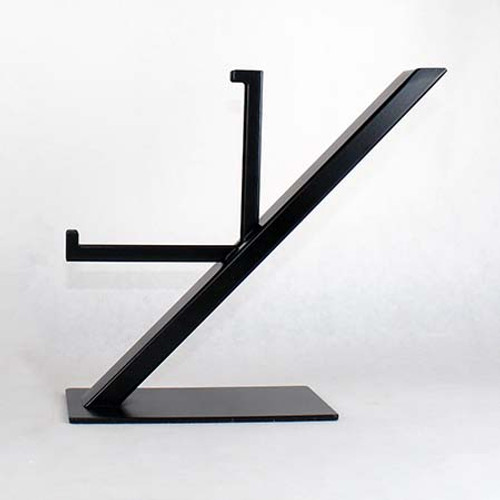 CLARITY METAL ART DISPLAY STAND