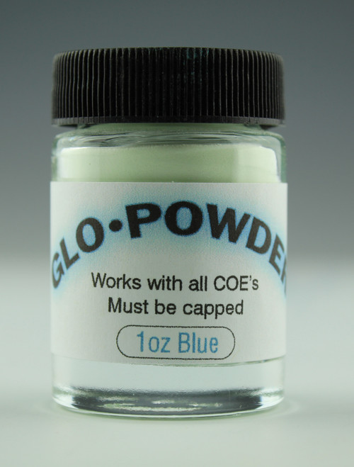 1oz GLOW POWDER BLUE