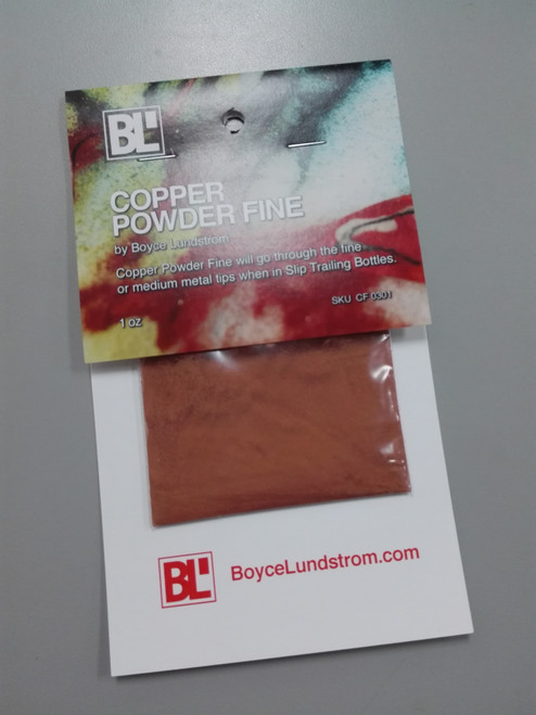 BL COPPER POWDER FINE 1oz