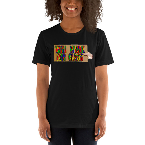 Will Work For Glass Tee - Women's