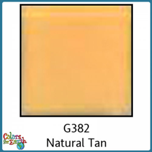 G382 Natural Tan CFE 1oz