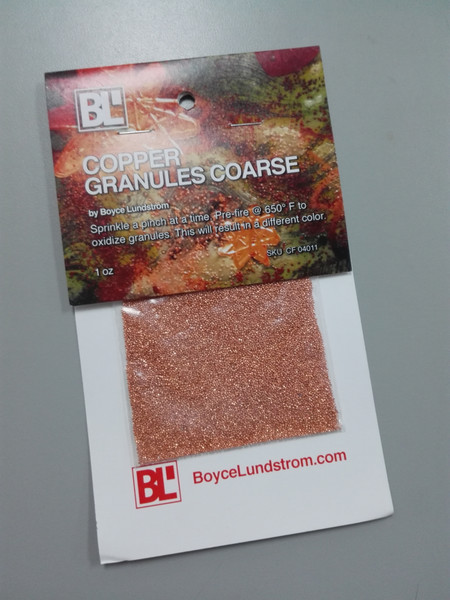 BL COPPER GRANULES COARSE 1oz