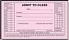 Admit To Class (150)