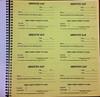 Absentee Slip Book (113D-NCR)