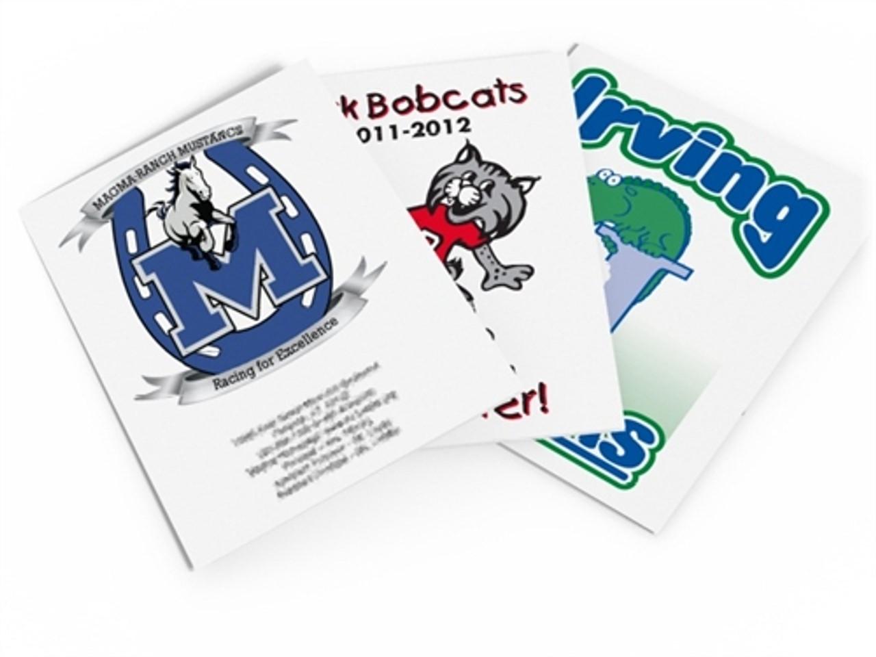 Pocket Folder 2 Color Printing (F2-2)