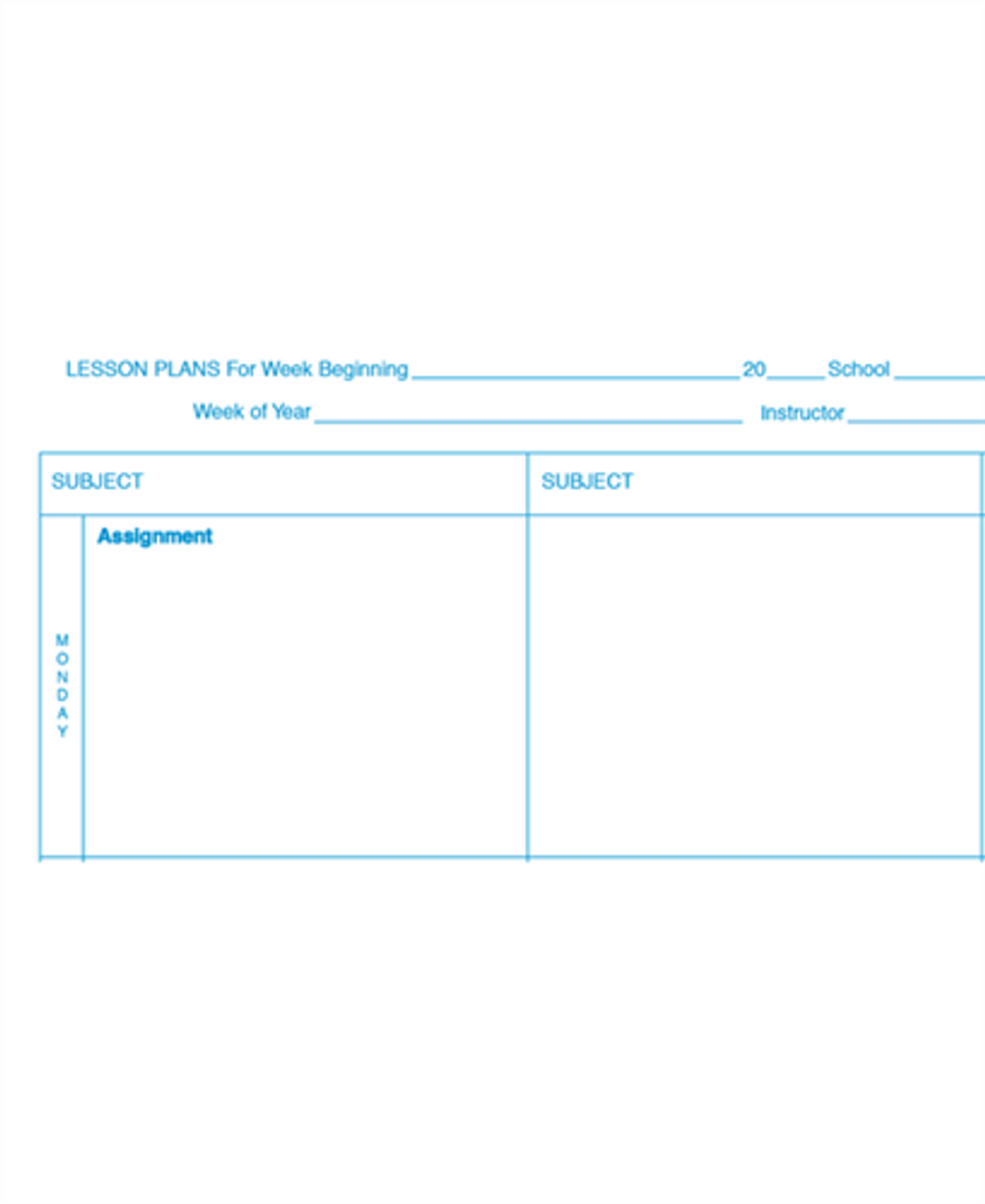 Class Record & Plan Book (910-8C)
