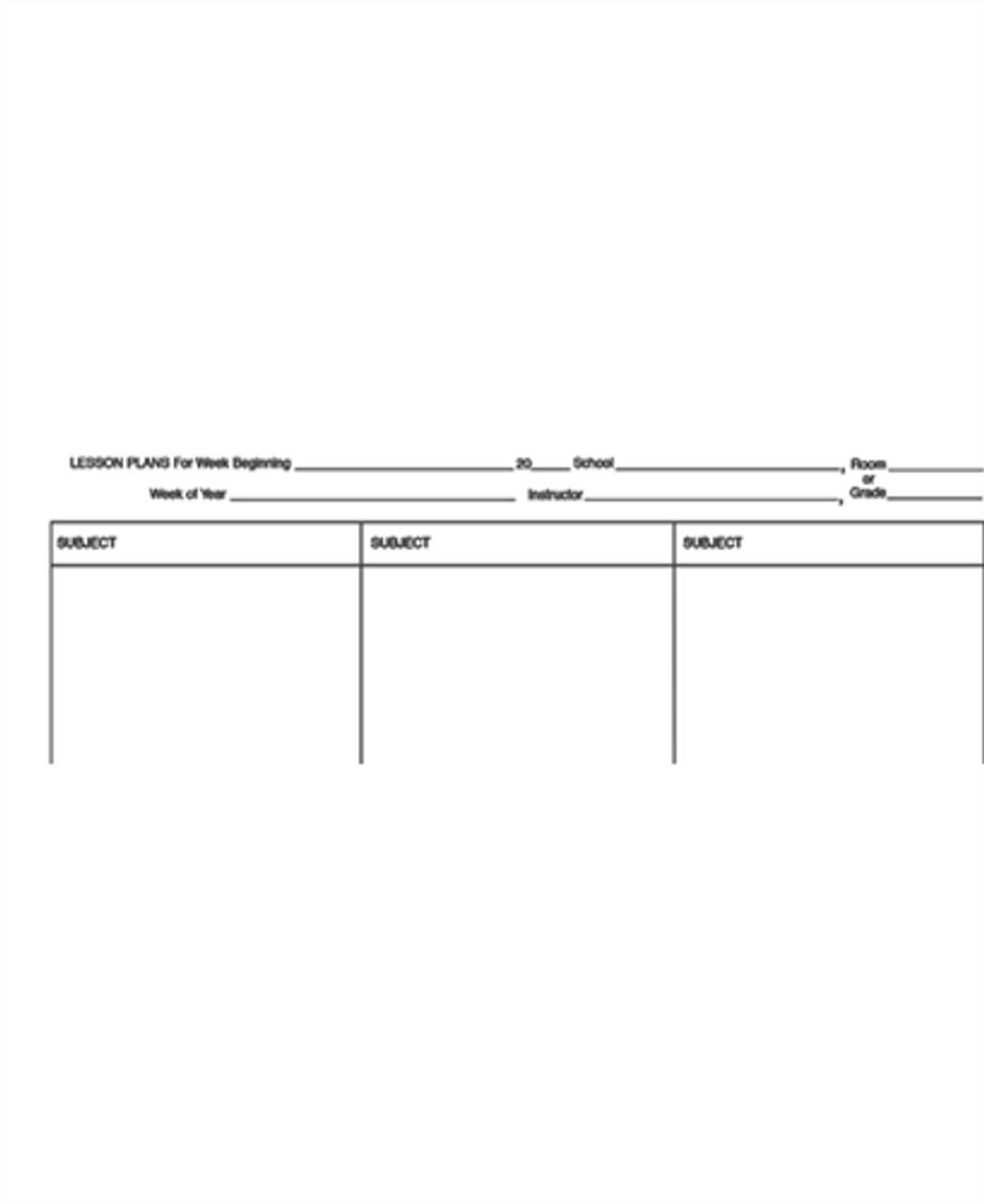 Teachers Daily Plan Book (40)