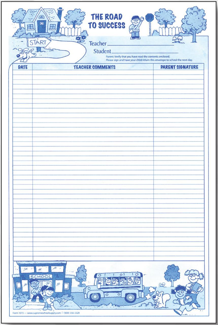 School to Home Communication Envelope - Tyvek 25pk (1015)