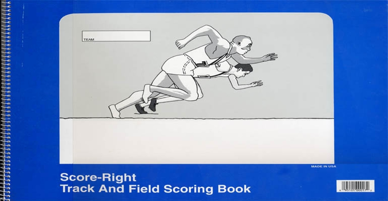 Track and Field Book (TRSR100CP)