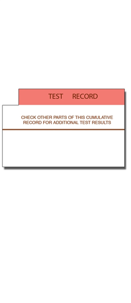 Test Record Insert (SSCA60T)