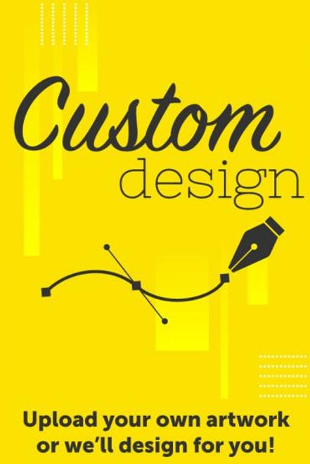 Custom Design Posters - Full Color