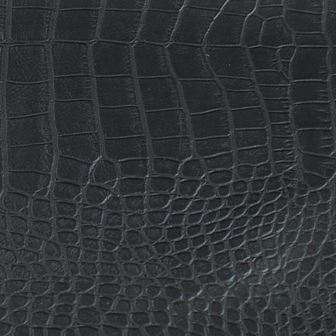 Gator Virotex Black Leather Sample