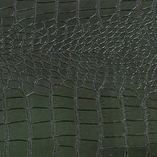 Gator Virotex Green Leather Sample