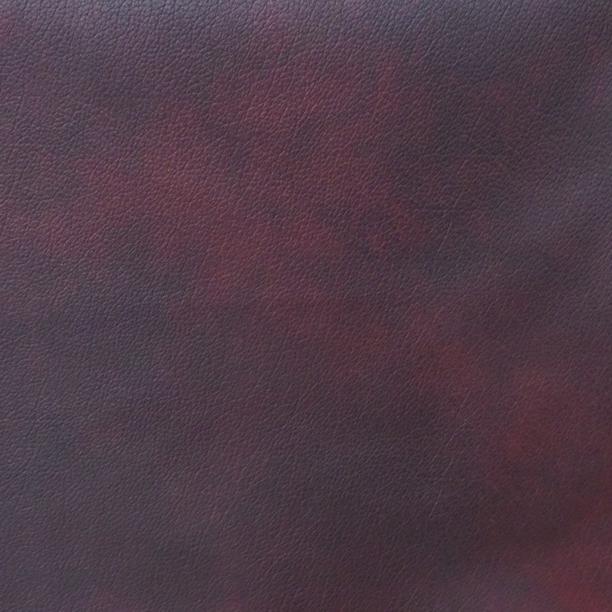 Vino Burgundy Leather Sample