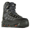 KORKERS Wraptr Charcoal Fishing Boots with Kling-On and Studded Kling-On Soles (FB5120)