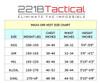 221B TACTICAL Maxx-Dri Body Armor Ventilation Vest 3.0