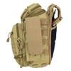 NCSTAR Vism By Ncstar PVC First Responders Tan Utility Bag (CVFRB2918T)