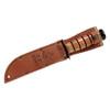 KA-BAR Vietnam US Army Knife with Leather Sheath (2-9139-5)