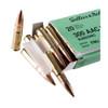 SELLIER & BELLOT 300 Blackout 200gr FMJ Subsonic Ammo 20 Round Box (SB300BLKSUBA)