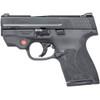 SMITH & WESSON M&P9 Shield M2.0 9mm 3.1in 1x7rd 1x8rd Semi-Auto Pistol (12395)