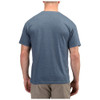 5.11 TACTICAL Mission Flag Navy Heather Tee (41191PNW-749)