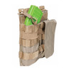 5.11 TACTICAL Sandstone AK Double Bungee/Cover Pouch (56159-328)