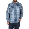 5.11 TACTICAL Men's Echo L/S Icelandic Plaid Shirt (72494-629)