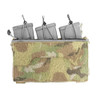 ACE LINK ARMOR Skeletac Double Stack Multicam Kanagaroo Pouch without Armor (SKLTC-DBLKNGROO-MC)