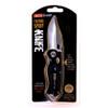 ACCUSHARP Black Sport Knife (703C)