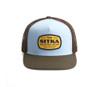 SITKA Hunt Patch Hi Pro Trucker One Size Fits All Bluestone Cap (20199-BS-OSFA)