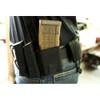 BLUE FORCE Belt Mounted Ten-Speed Black Double Pistol Mag Pouch (BT-TSP-PISTOL-2-BK)