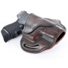 1791 GUNLEATHER BH2.1 Signature Brown RH One size Holster (BH2.1-SBR-R)