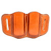 1791 GUNLEATHER MAG 2.1 Double Mag Single Stack Classic Brown Holster (MAG-2.1-CBR-A)