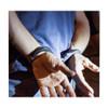 ASP Ultra Steel Chain Yellow Pawl Black Cuffs (56109)