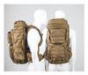 EBERLESTOCK FAC Track Coyote Brown Backpack (F3FC)