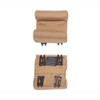 EBERLESTOCK Dry Earth Pack-Mountable Shooting Rest (A1SRME)