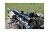EBERLESTOCK Multicam Pack-Mountable Shooting Rest (A1SRMM)