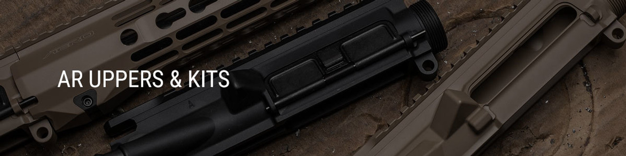 AR Upper Receivers and Kits