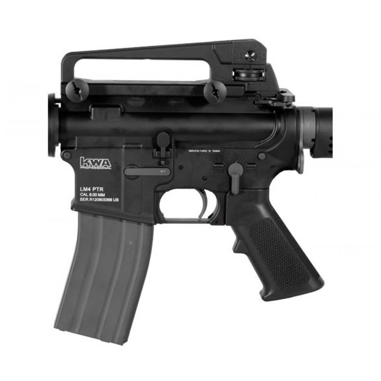 KWA LM4 PTR 6mm 40rd Airsoft Rifle (103-00201)