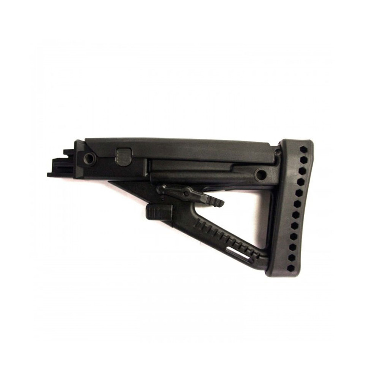 PROMAG Archangel Opfor AK-Series Black Adjustable Stock with Recoil Pad  (AA123)