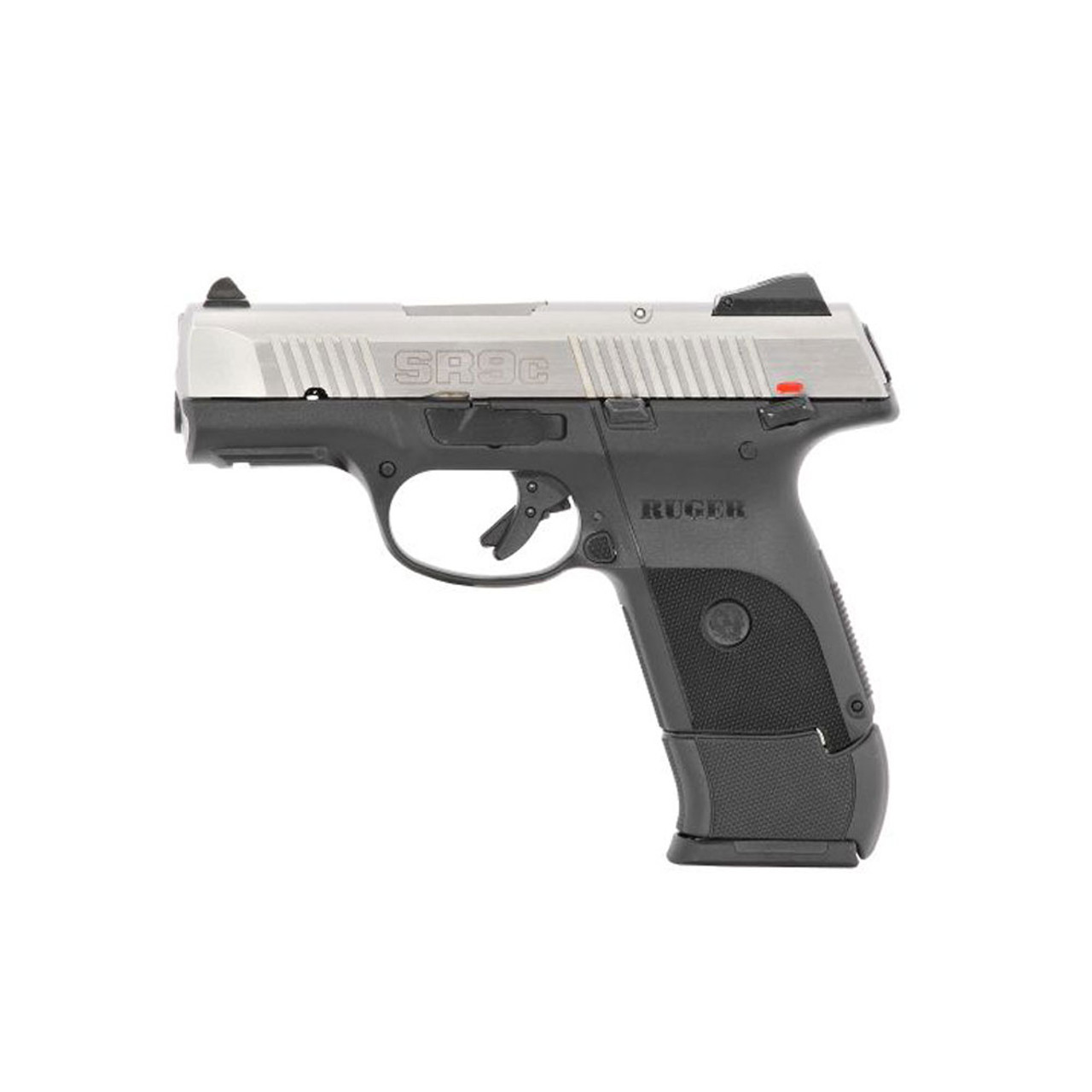 RUGER SR9c 9mm 3 5in 1x10rd 1x17rd Semi-Automatic Pistol (3313)