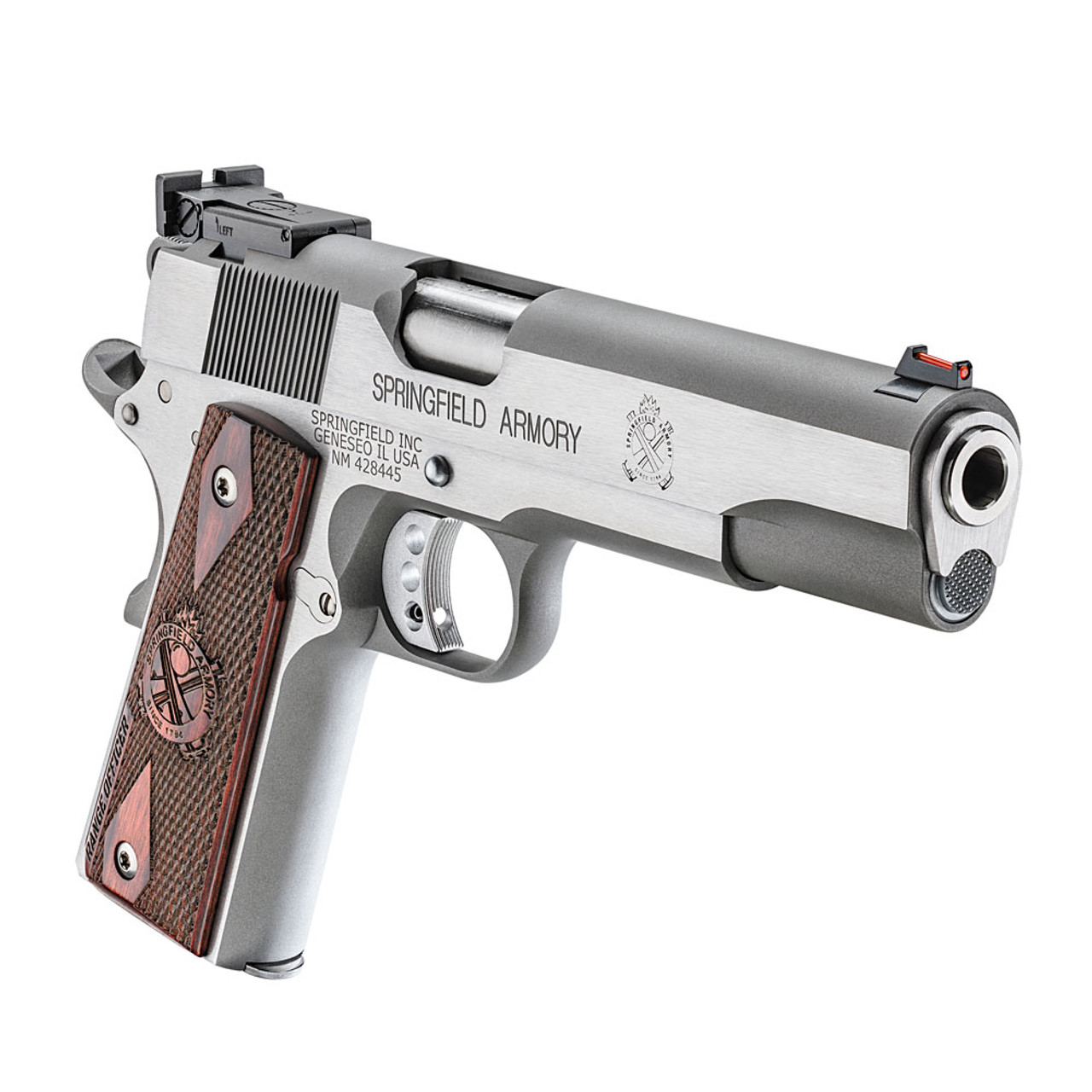 SPRINGFIELD ARMORY 1911-A1 Range Officer 9mm 5in 9rd Semi-Automatic Pistol  (PI9122L)