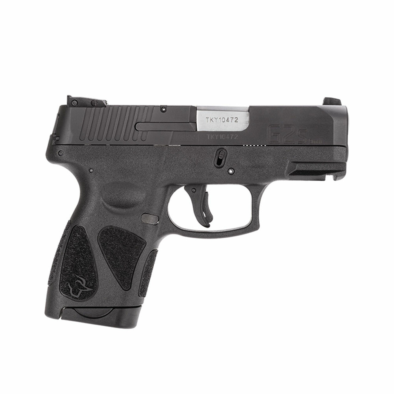 TAURUS G2S 9mm 3 25in 7rd Semi-Automatic Pistol (1-G2S931)