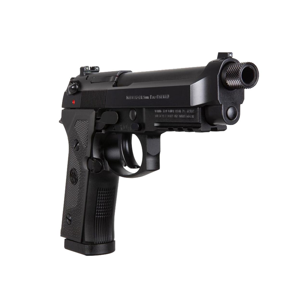 BERETTA M9A3 Type F 9mm 10Rd Black Pistol (J92M9A30)