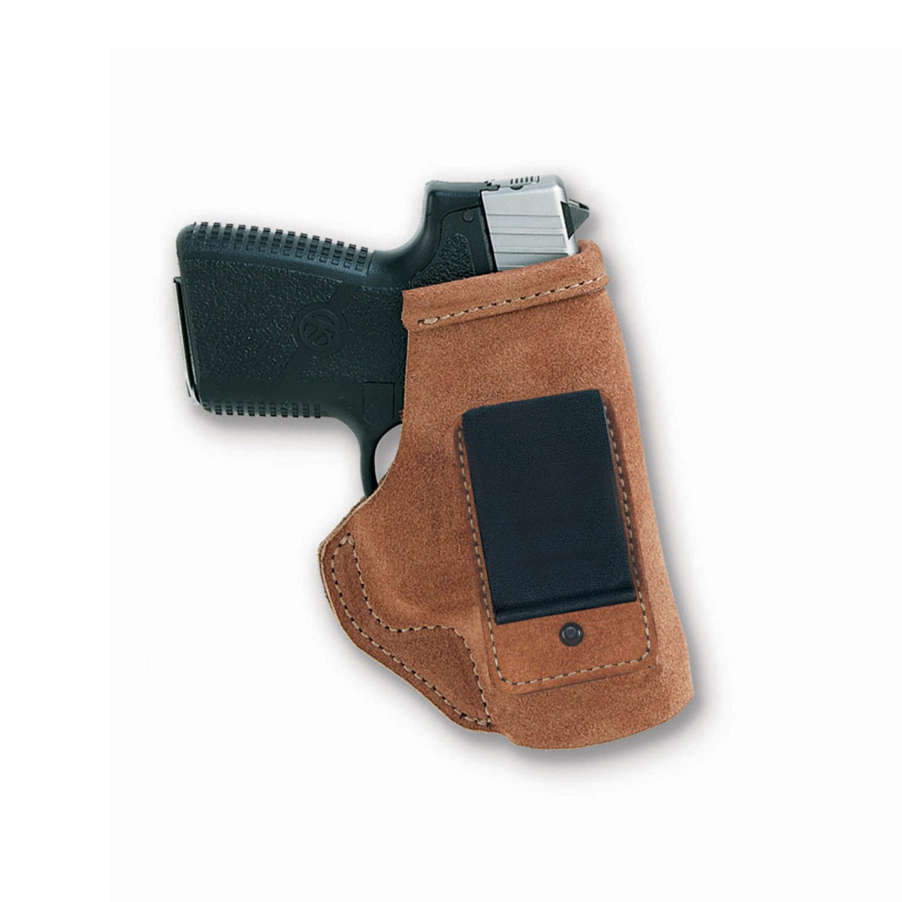 GALCO Stow-N-Go S&W J Frame 640 Cent 2 1in Right Hand Leather IWB Holster  (STO158)