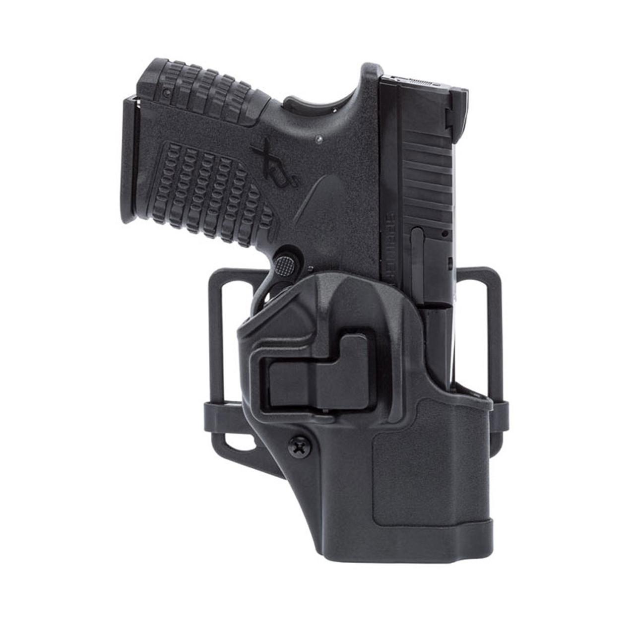 Blackhawk SERPA CQC Holster for Glock 17 22 Left Hand 410500bk-l Black for sale online